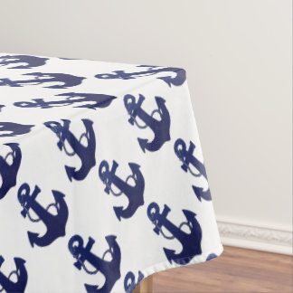 Anchor tablecloth