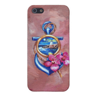 Anchor Tattoo Case Case For iPhone 5/5S