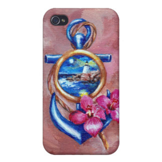 Anchor Tattoo Case Case For The iPhone 4