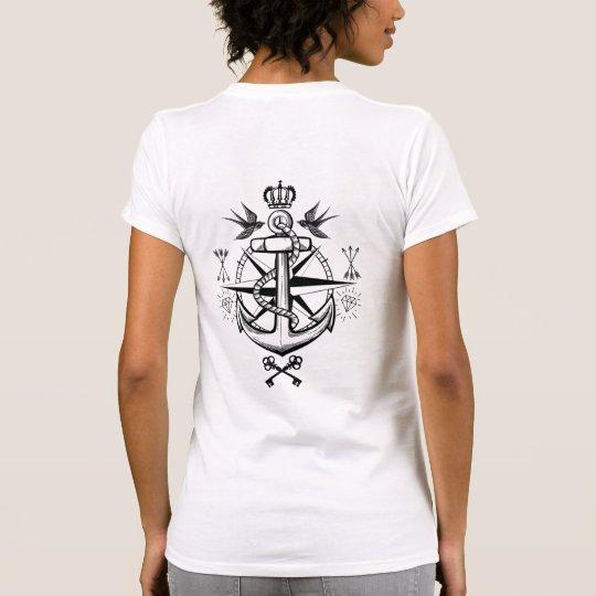 Anchor tattoo design T-Shirt
