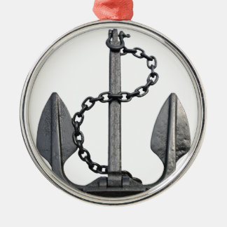 Anchor transparent PNG Christmas Ornament