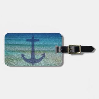 Anchor Travel Tag