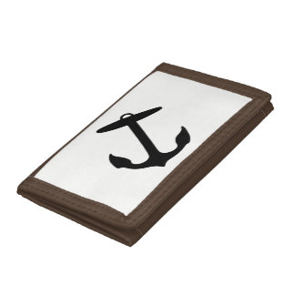 Anchor Trifold Wallet