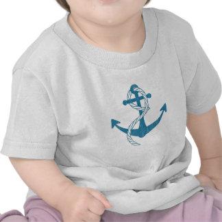 Anchor (Vintage Print) Tshirt