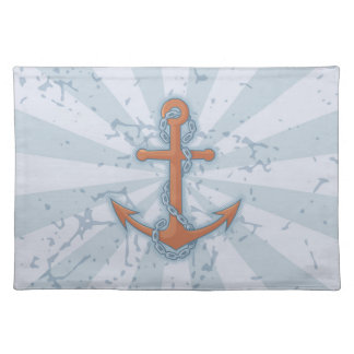 Anchor with Chain Placemat