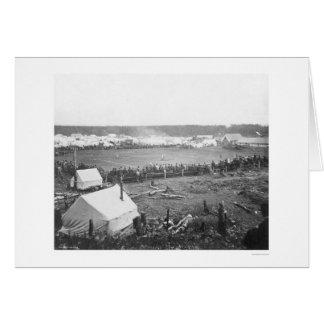 Anchorage Alaska Baseball 1915 Greeting Cards