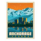 Anchorage, Alaska Postcard