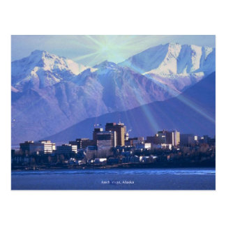 Anchorage, Alaska Post Cards