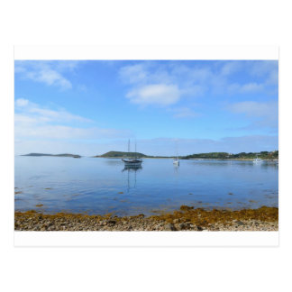 Anchorage In The Scillies Postcard
