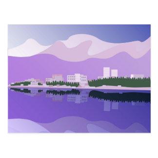 Anchorage Postcard