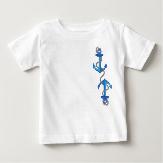 Anchored anchor baby T-Shirt