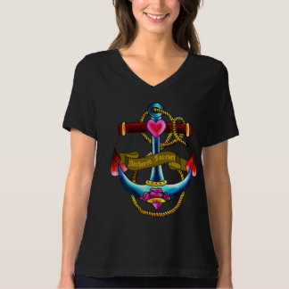 Anchored forever,secure forever T-Shirt