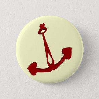 Anchored Heart Button