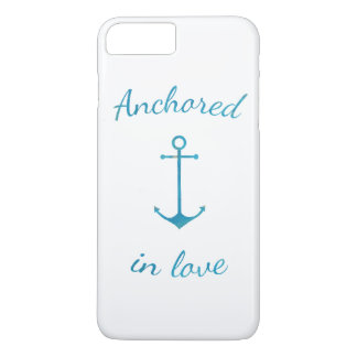 Anchored in love iPhone 8 plus/7 plus case