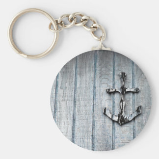 Anchored Key Ring