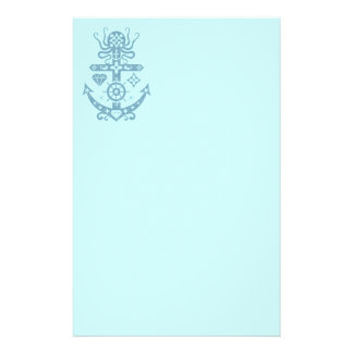 Anchored Stationery