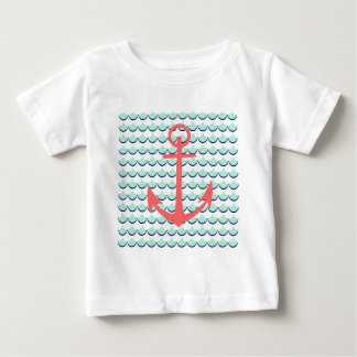 Anchors Away Baby T-Shirt