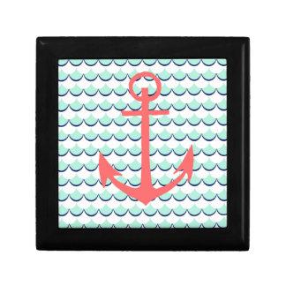 Anchors Away Gift Box