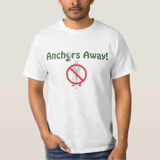 Anchors Away! - Golf T Shirt