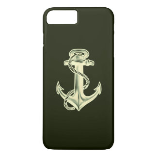 Anchors Away (Green) iPhone 7 Plus Case