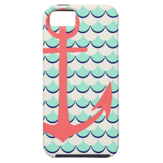 Anchors Away iPhone 5 Covers