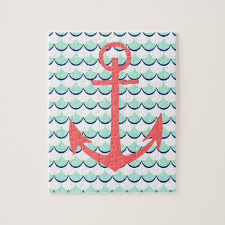 Anchors Away Jigsaw Puzzle