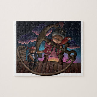 Anchors Away! Jigsaw Puzzle