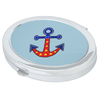 Anchors Away Mirrors For Makeup
