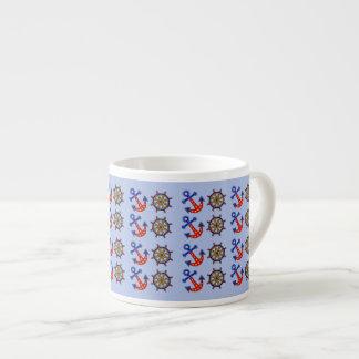 Anchors Away Espresso Mug