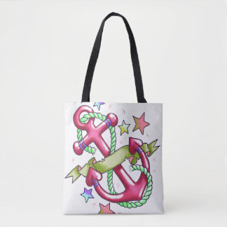 Anchors Away Tote Bag