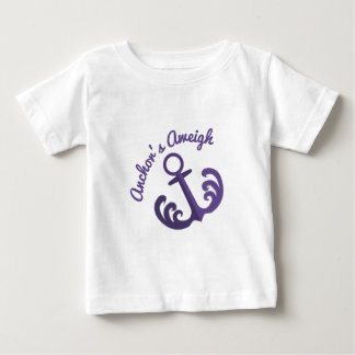 ANCHORS AWEIGH BABY T-Shirt