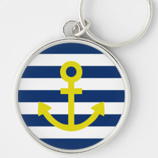 Anchors Aweigh Key Ring