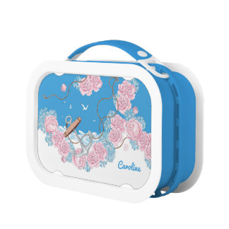 Anchors Aweigh (navy) Lunch Box