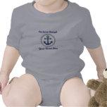 Anchors Aweigh Personalised Shirt
