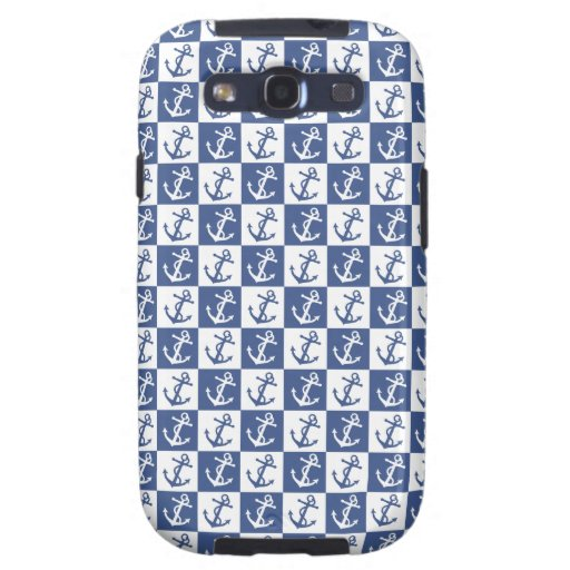 Anchors Samsung Galaxy SIII Covers