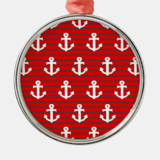 Anchors Christmas Ornament
