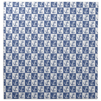 Anchors Cloth Napkin