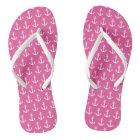 Anchors in Pink   Sandals