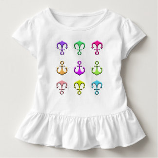 anchors of colors toddler T-Shirt