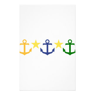 Anchors Personalised Stationery
