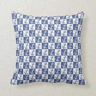 Anchors Throw Cushions