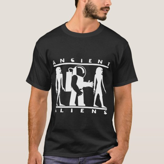 ancient Aliens 3 T-Shirt