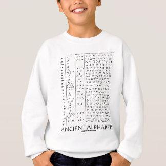 Ancient Alphabets Sweatshirt