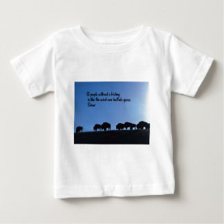 Ancient American Indian proverb T Shirts