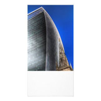 Ancient and Modern London Personalised Photo Card