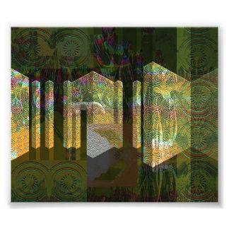 """""""Ancient Architecture"""" Art Print Photo Art"""