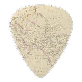 Ancient Asia Acetal Guitar Pick