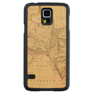 Ancient Asia Carved Maple Galaxy S5 Case