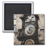Ancient Astrology Timepiece Clock in Prague Czech