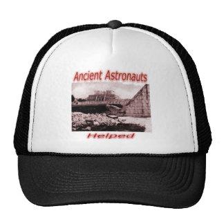 Ancient Astronauts Helped Cap